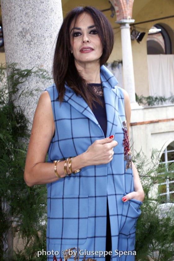 Maria Grazia Cucinotta 2016 Luisa Beccaria
