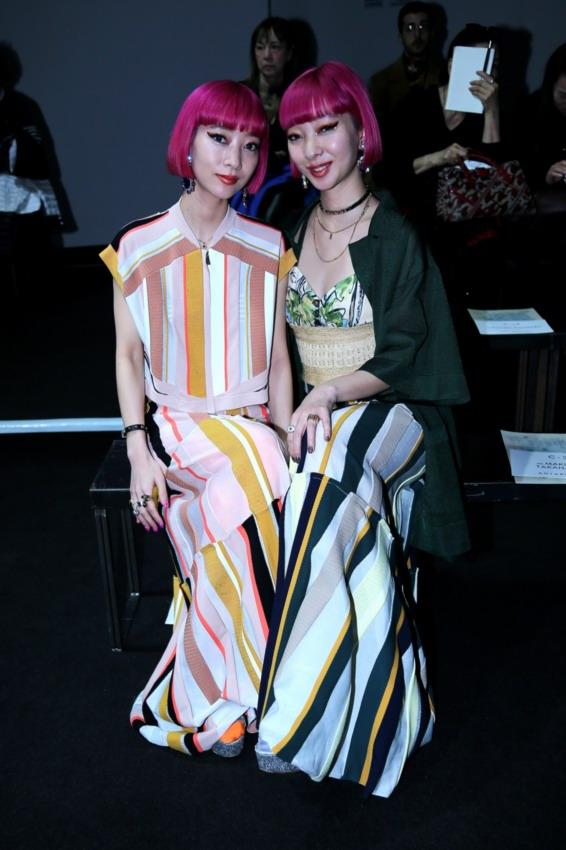 Amiaya twins 2020 Anteprima