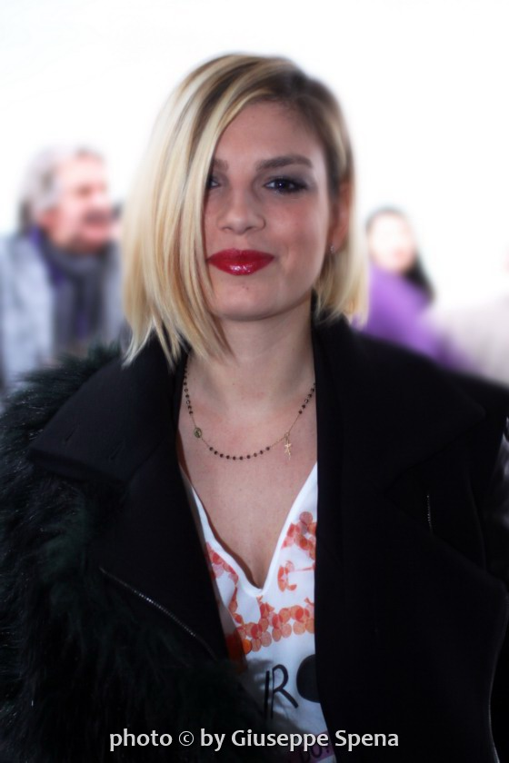 Emma Marrone 2013 - Costume Nationa