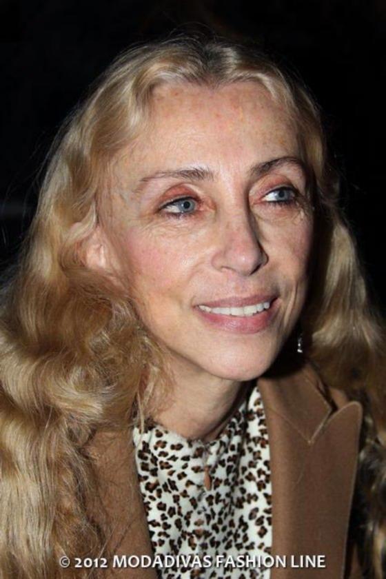 Franca Sozzani 2012 - Ermanno Scervino