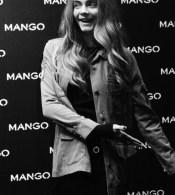 Cara Delevigne 2015 Mango